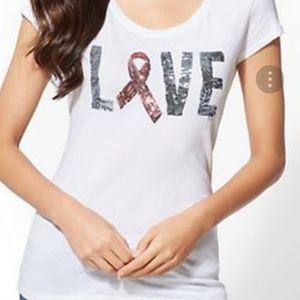 Nyc Breastcancer tshirt